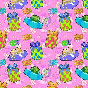 Meta gift wrap