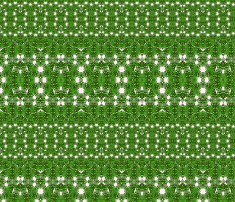 small green palms fabric by twigsandblossoms on Spoonflower - custom fabric