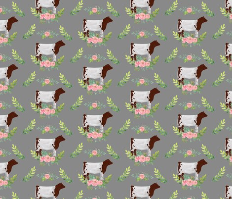 Rrshow_steer_floral_pattern_shorthorn_shop_preview