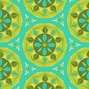 scandi mandala_mint_and_green