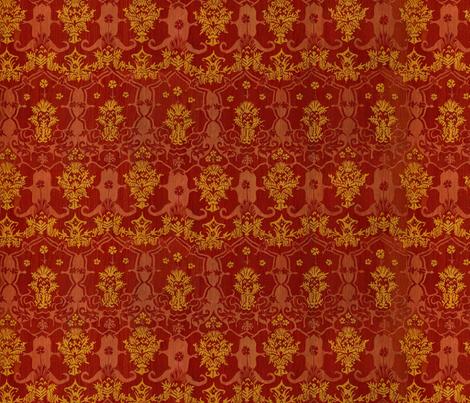 Cloister Curtain fabric by amyvail on Spoonflower - custom fabric