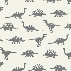 So Many Dinosaurs