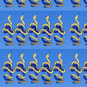 multiple_snakes_with_blue_background