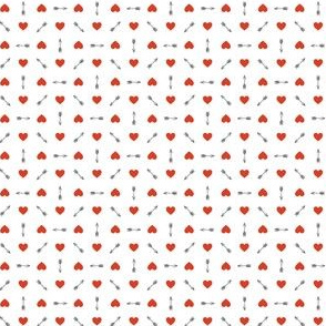 Cupid* (Tomato Soup) || arrow arrows heart hearts valentine valentines day love