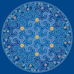 Tajik Pattern 01