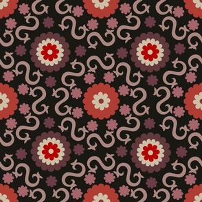 Tajik Pattern 02