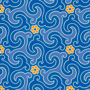 Central Asian Pattern 03