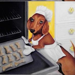 dachshund dog biscuits