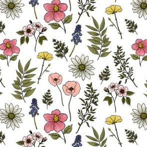 Botanicals pink