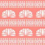 Chrysanthemum Stripe Coral