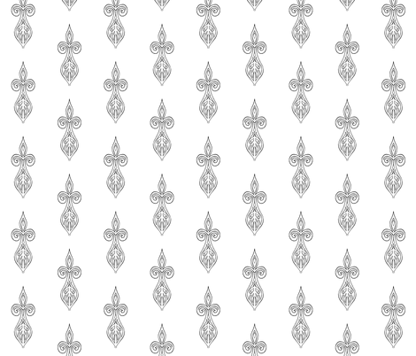 Coloring Book 6 fabric by essieofwho on Spoonflower - custom fabric