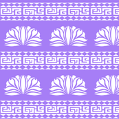 LOTUS STRIPE Violet