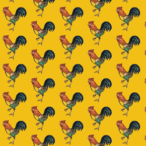 cockerel_yellow