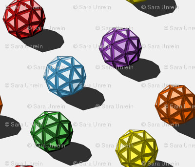 geodesic_rainbow_balls