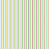 Colorful Pastel Stripes Mini