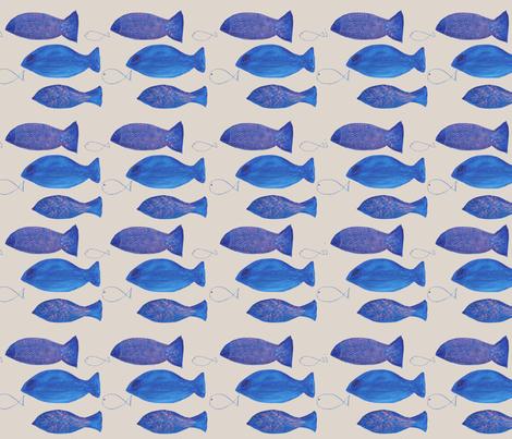 big_fish_little_fish fabric by designhouseofberry on Spoonflower - custom fabric
