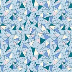 Geodesickness (pale blue variation)