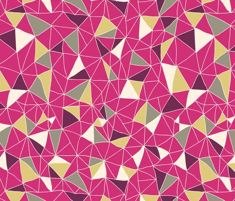 Geodesickness fabric by seesawboomerang on Spoonflower - custom fabric