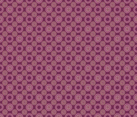 A Spot of Mosaic fabric by seesawboomerang on Spoonflower - custom fabric
