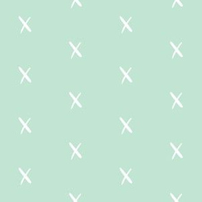 x mint fabric mint nursery fabric