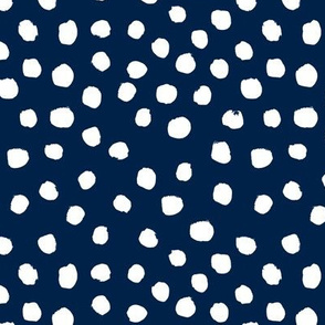 navy dots fabric navy dot fabric design
