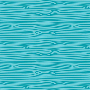 Turquoise Wood Rotated