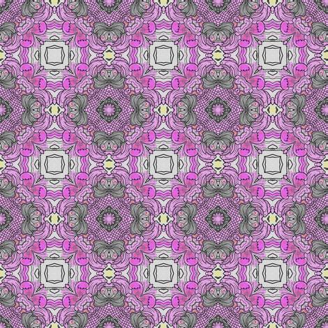 girl clams I fabric by janbalaya on Spoonflower - custom fabric