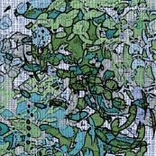 Green English Garden II