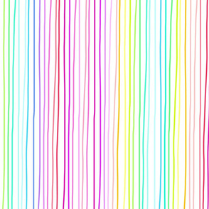Colorful Sugar Crush Stripes