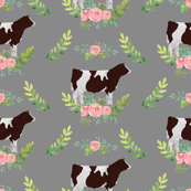 Showstock & Roses - Simmental Steers