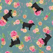Rfloral_steer_tile_on_blue_rgb_shop_thumb
