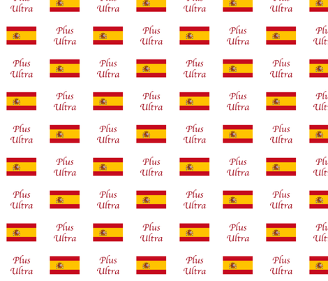 Spanish Motto fabric by thinlinetextiles on Spoonflower - custom fabric
