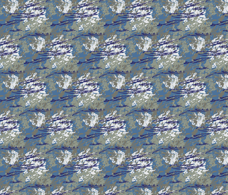 S_wateranimals fabric by choffman on Spoonflower - custom fabric