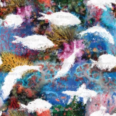 Impressionist Ocean