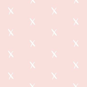 pale pink x fabric nursery baby light fabrics