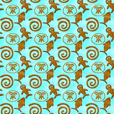 Alutiiq Petroglyphs