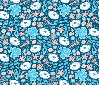 Sea Bunnies