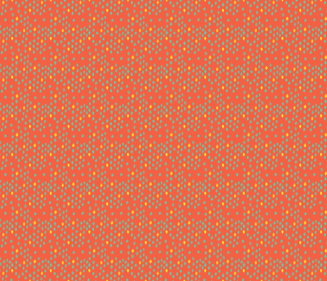 Dapple: Poppy fabric by brooke_elayyne on Spoonflower - custom fabric