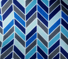 Blue Arrow Chevron