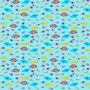 Fish Lagoon Petite 2017