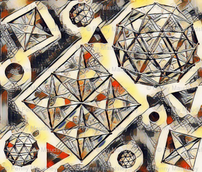 GEODESIC  ABSTRACT