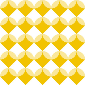 Modern Ocean: Shells (Yellow)