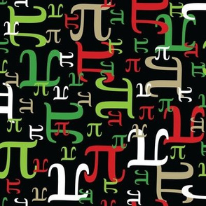 Pieces of Pi (Holiday)