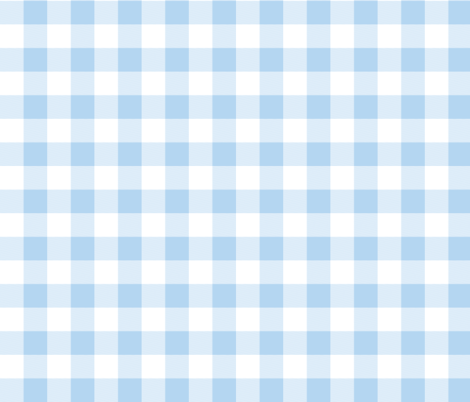 1 Quot Buffalo Plaid Baby Blue And White Fabric