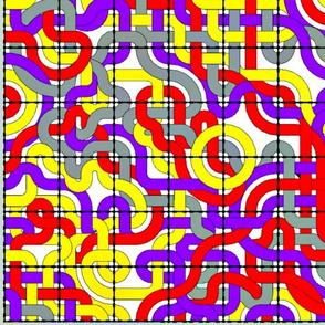 7 x 7 Game Matrix