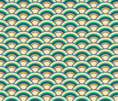 Pattern_15_Japanese fabric by andreyvk on Spoonflower - custom fabric