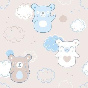 Cloudy Bears