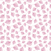 Swirling Leaves | Raspberry
