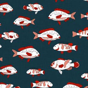 Fish 42x36