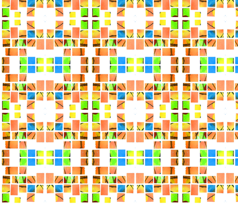 spoonflower_mosaic_1 fabric by artgirlangi on Spoonflower - custom fabric